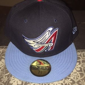 LA Angels Fitted Hat